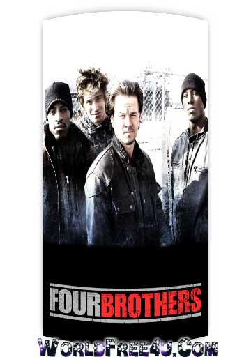 download four brothers 2005 full movie 300mb hindi dubbed