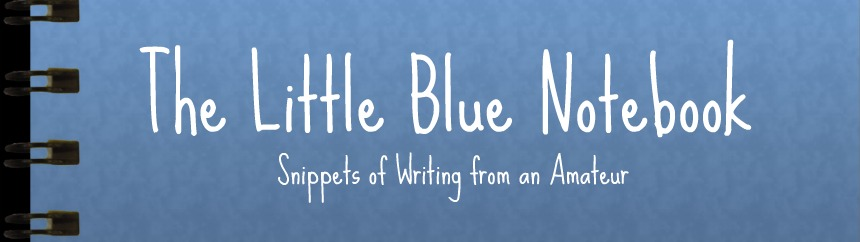 The Little Blue Notebook
