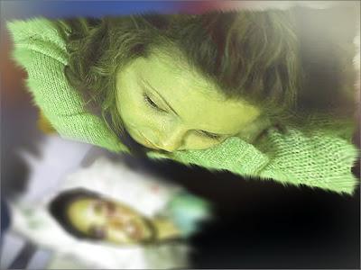 روسية تحتفظ بجثة زوجها ثلاث