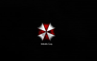 Umbrella Company Logo Resident Evil Wallpaper