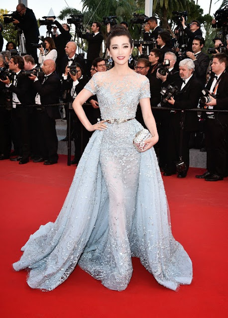68º Festival Cannes 2015 - Li Bingbing - Zuhair Murad Couture