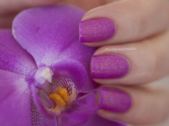 Orly Hot Tropics + orchid