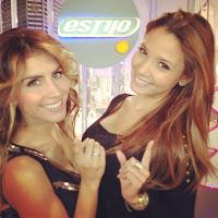 Jessica Cediel y Melissa Mar