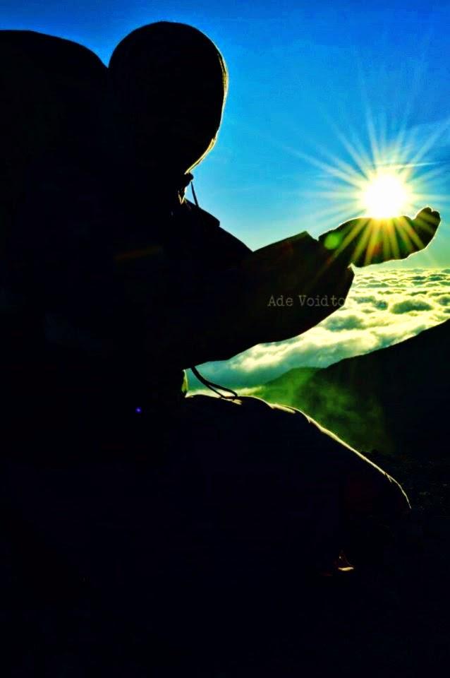 Gunung Papandayan 2665 mdpl