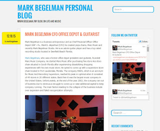 Mark Begelman