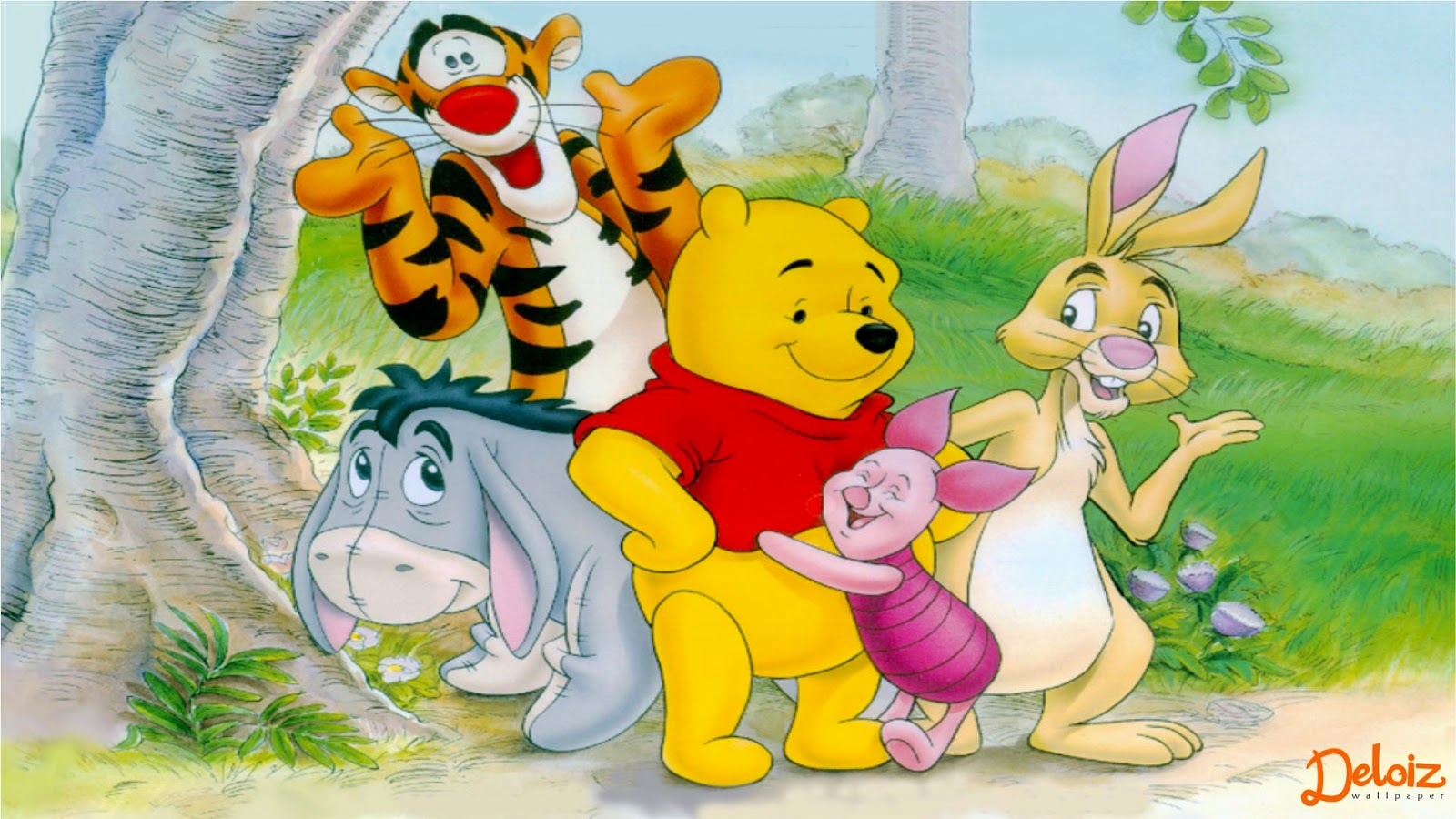 Winnie the Pooh High Definition