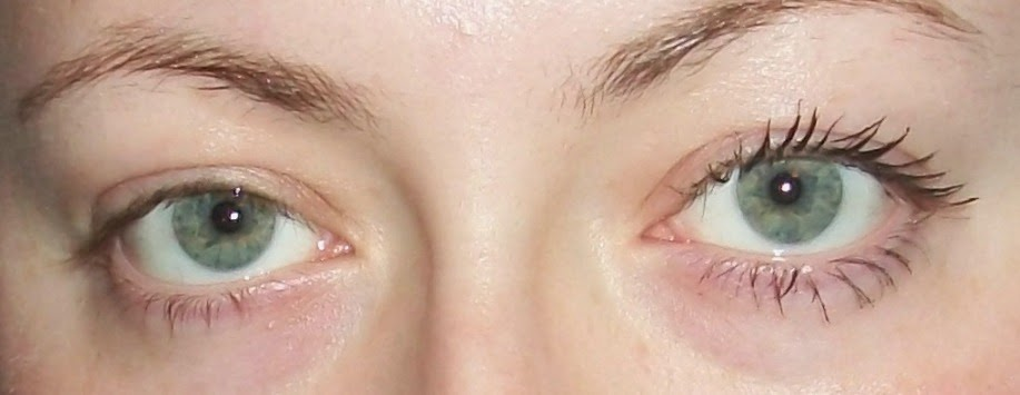 benefit roller lash review and demo picture, benefit roller lash mascara review results