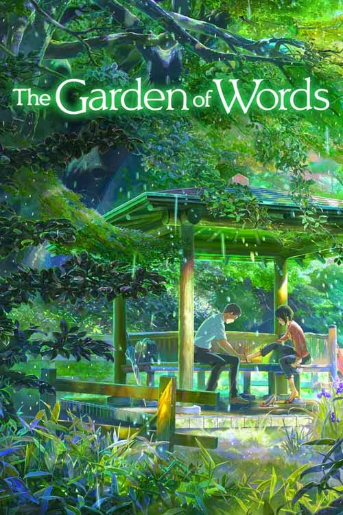 Ver The Garden Of Words (2013) Online