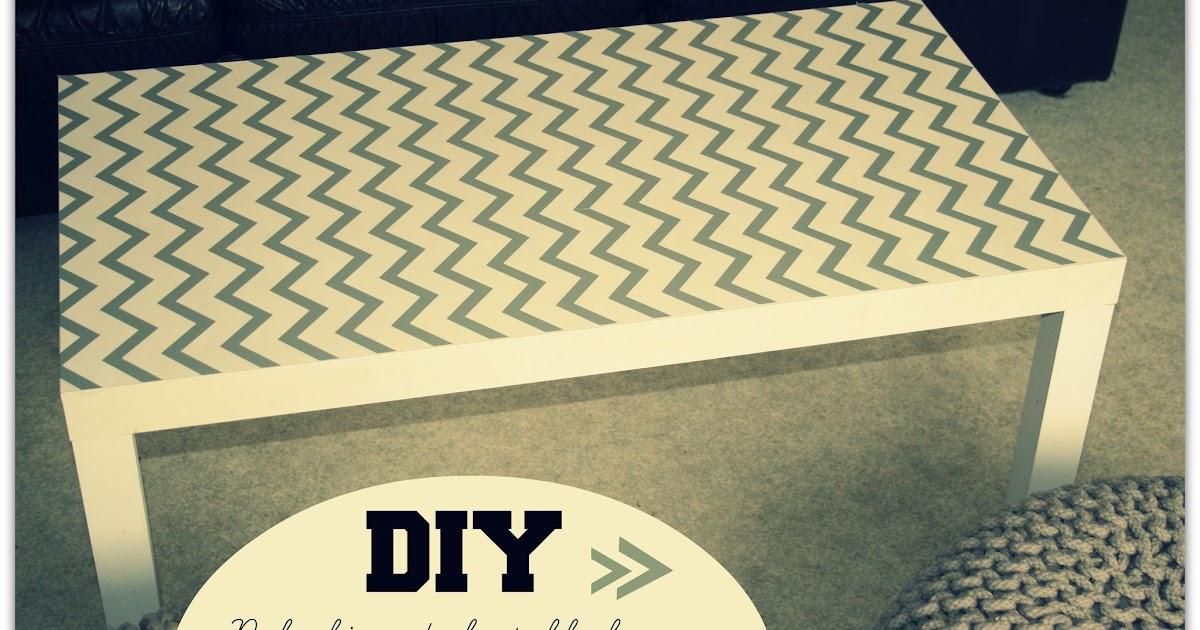 orelane diy une nouvelle vie pour la table basse du salon. Black Bedroom Furniture Sets. Home Design Ideas