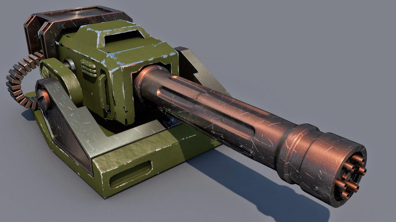танки онлайн пушка вулкан