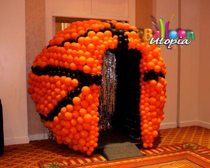 Balloon Of Basketball3