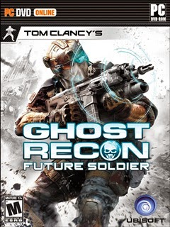 Tom Clancy's Ghost Recon: Future Soldier PC Box