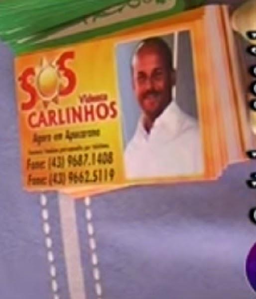 Telefone Vidente Carlinhos : Contato: ((43)96871408 ou (43)9662-5119