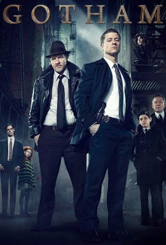 Gotham Temporada 1 (HDTV 720p Ingles Subtitulada) (2014)
