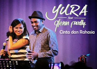 Download Mp3 Yura – Cinta Dan Rahasia (Feat Glenn Fredly)