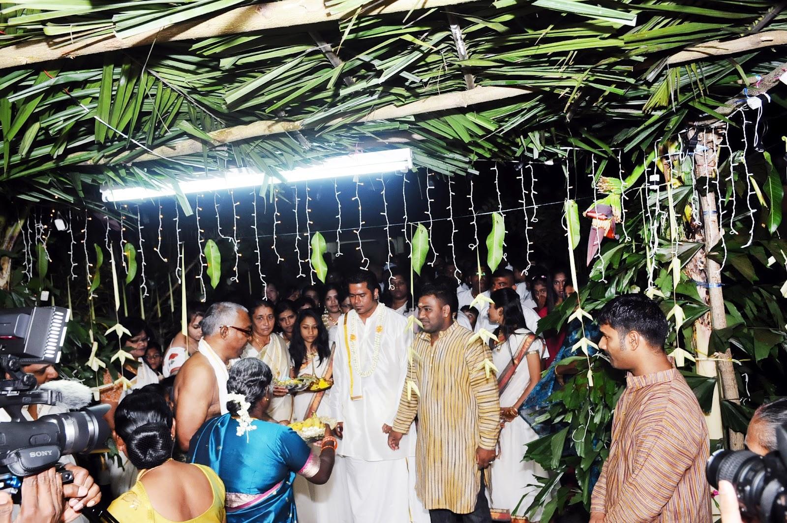 Wedding ~ Vijay & Revathy (THR Raaga)
