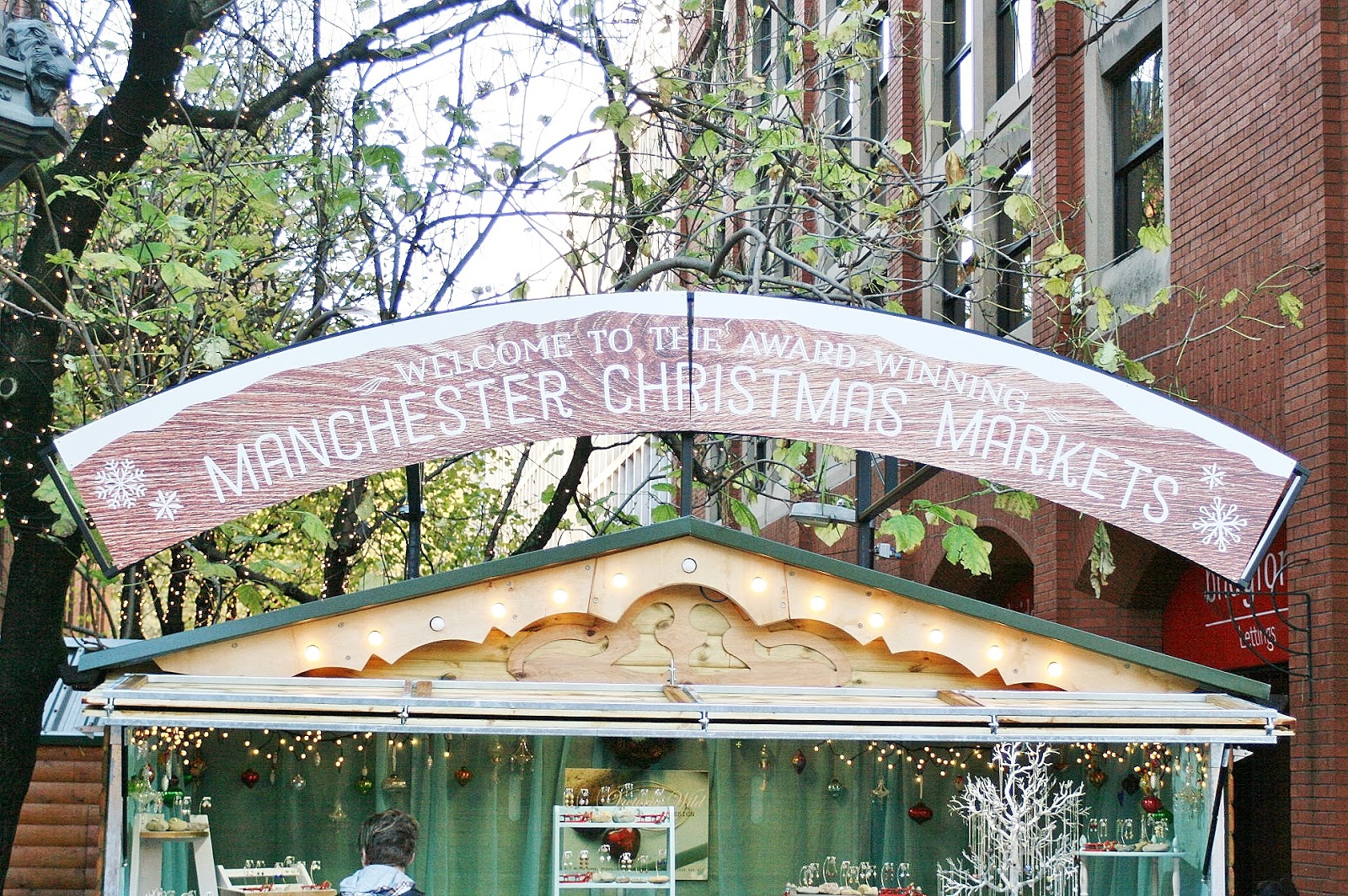 Penney Chic Manchester christmas market 2014