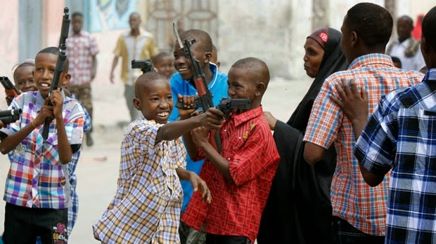 Open Carry in Somalia