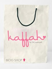 KAFFAH BLOG SHOP