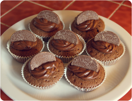 Mozzypop: CHOCOLATE ORANGE CUPCAKES RECIPE