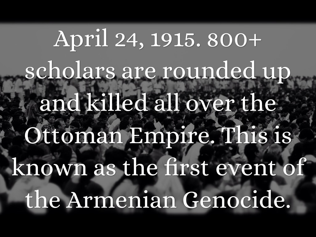 the armenian genocide the near total death of a society A hundred years after the armenian genocide, filmmaker diana markosian found two survivors who witnessed deportation, death, and denial of the events of 1915 together they journeyed back to the past.