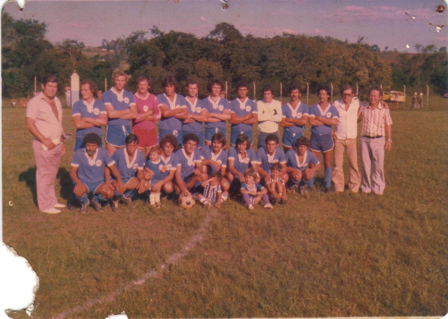 1978-Equipe do Aurora FC