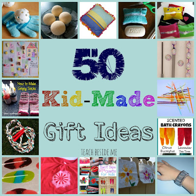 http://teachbesideme.com/kid-made-gift-ideas/