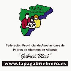 FAPA GABRIEL MIRÓ