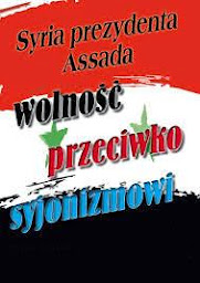 SYRIA PREZYDENTA ASSADA