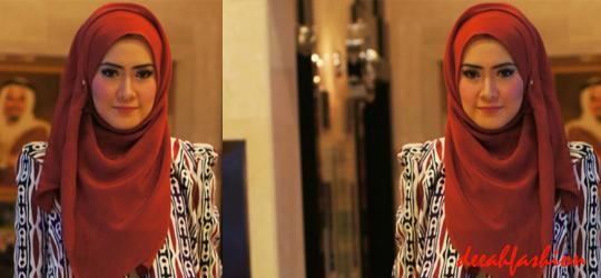 Jilbab Syari Untuk Ke Kantor OfficeChic