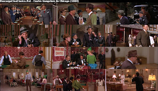 Cuatro gángsters de Chicago (1964 - Robin and the 7 Hoods)