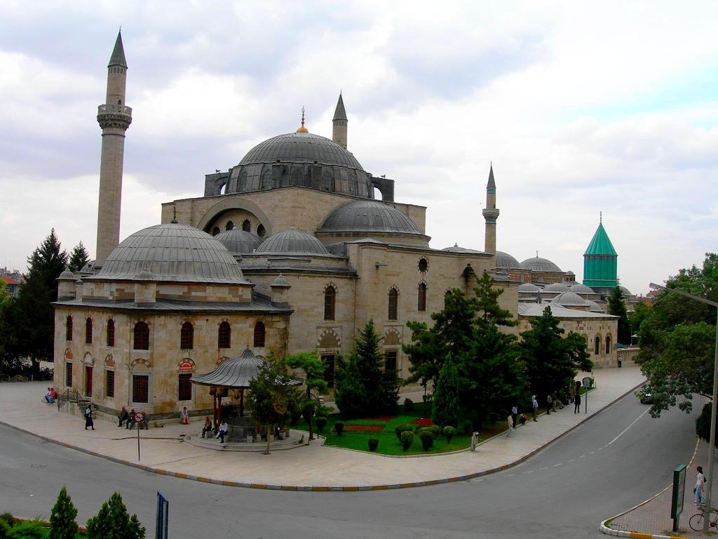 LISTEN Masjid Turkey