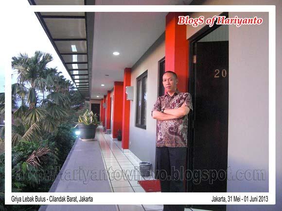 Griya Lebak Bulus Jakarta