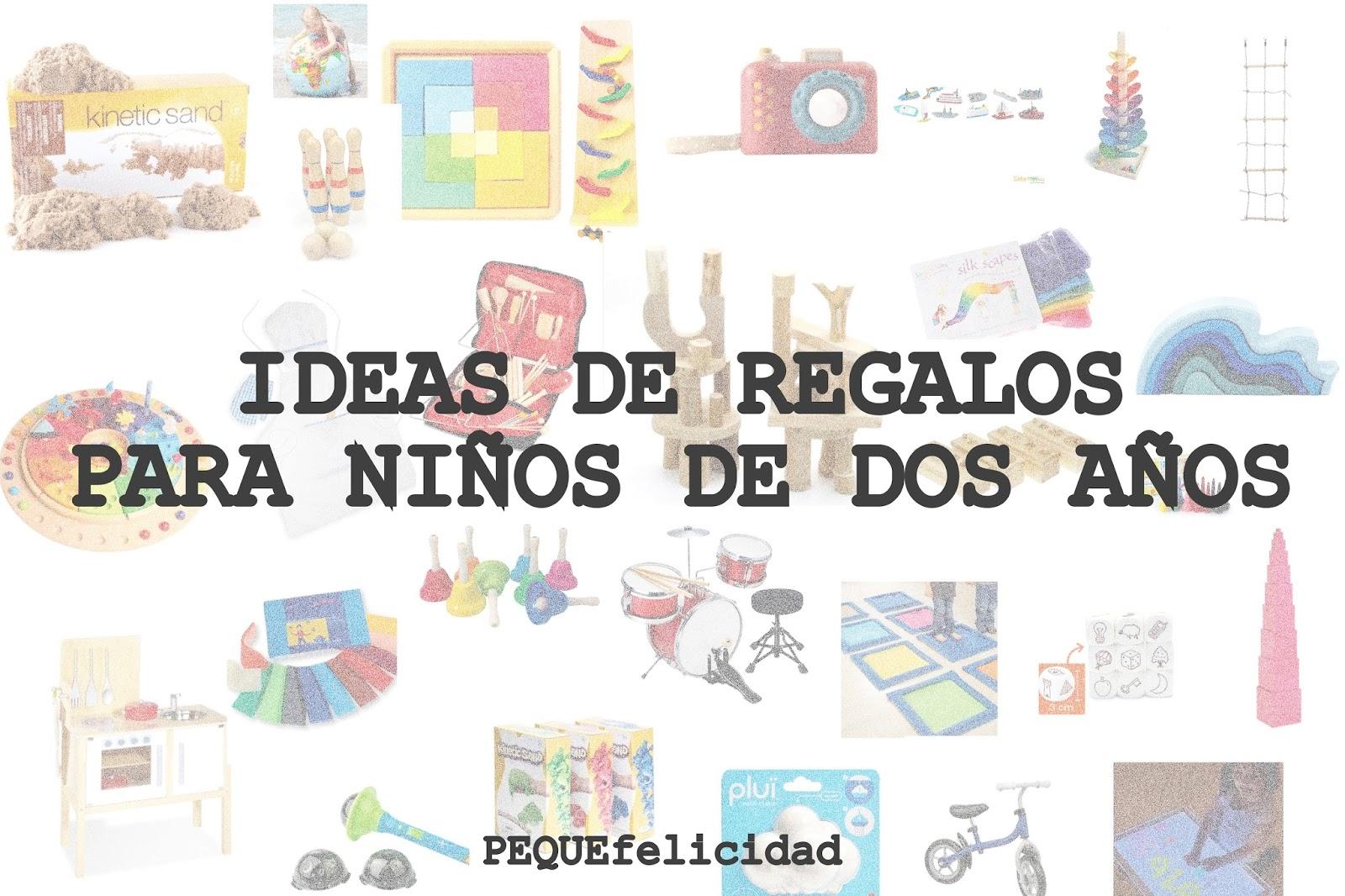 Pequefelicidad 40 Ideas De Regalos Para Ninos De Dos Anos