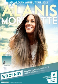 Download -Alanis Morissette - Guardian Angel Tour - BDRip AVI e RMVB