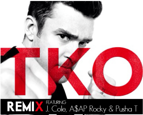 Justin Timberlake ft. ASAP Rocky, J. Cole & Pusha T - TKO (Black Friday Remix)