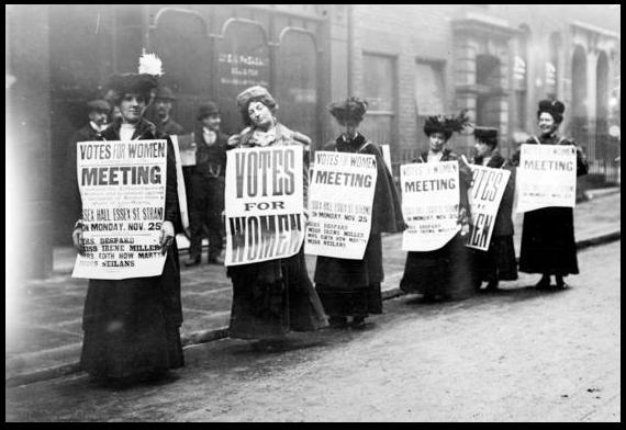Feministas de la Historia