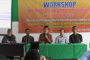 Workshop Kurikulum 2013