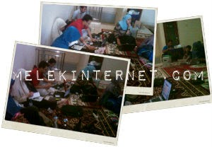 Launching Program Melek Internet
