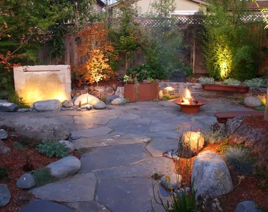 Tips Penataan Lampu Taman Hias