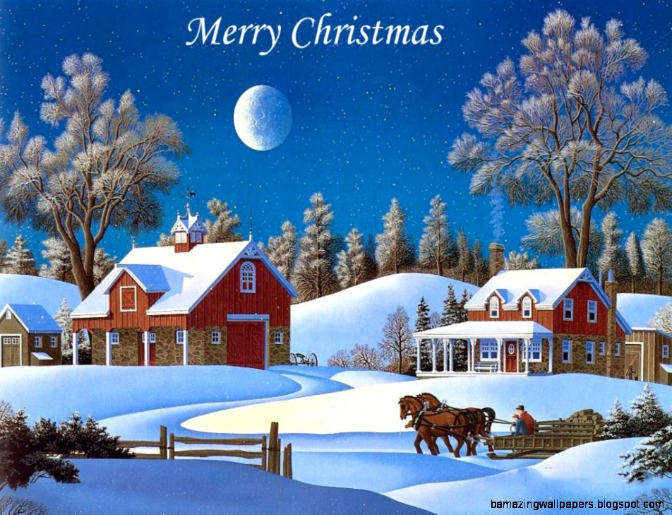 Christmas Computer Backgrounds Pictures Group 89