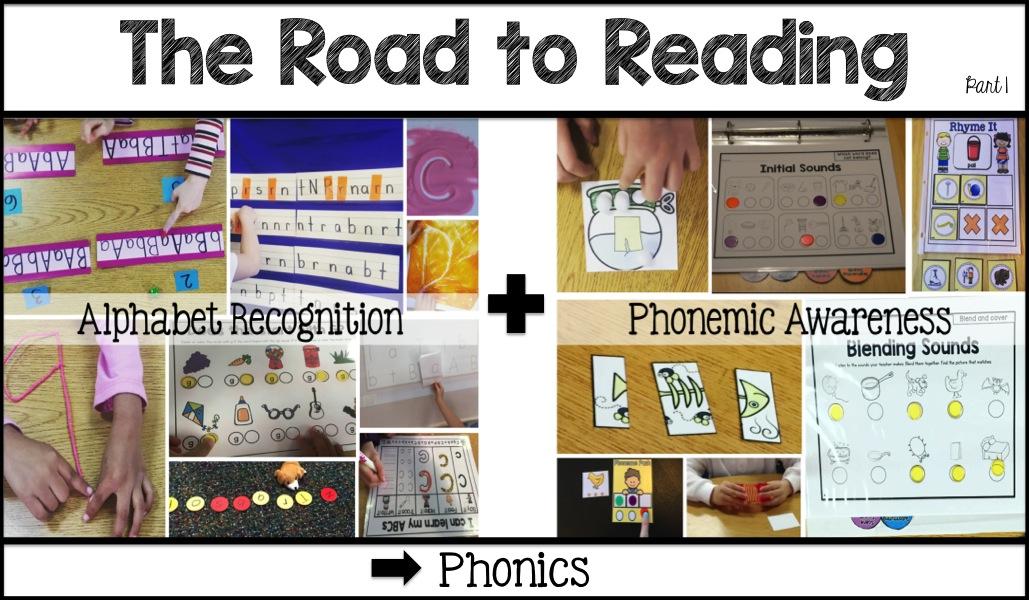 Primary Chalkboard Kindergarten RTI ABC S And Phonemic