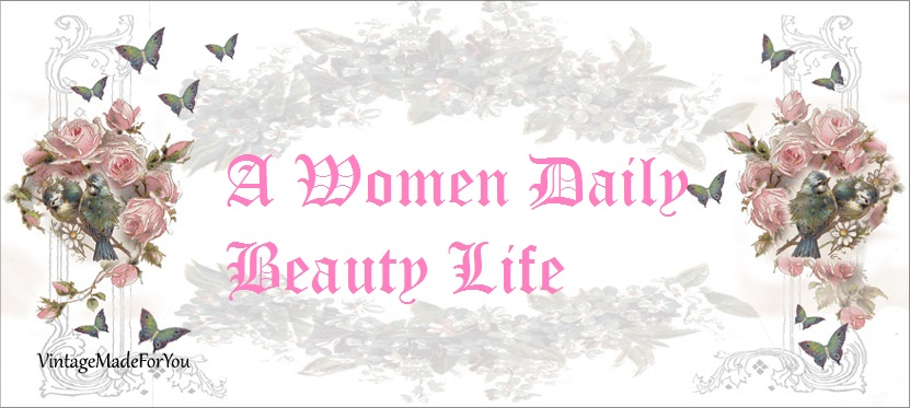A Women's Daily Beauty Life