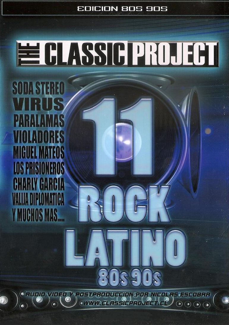 THE CLASSIC PROJECT 11 DVDRIP MUSICAL