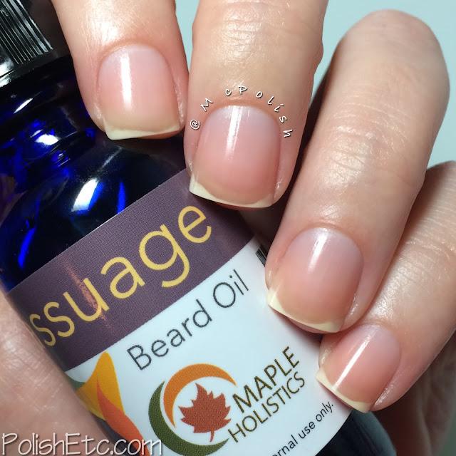 Maple Holistics - Assuage Beard Oil - McPolish