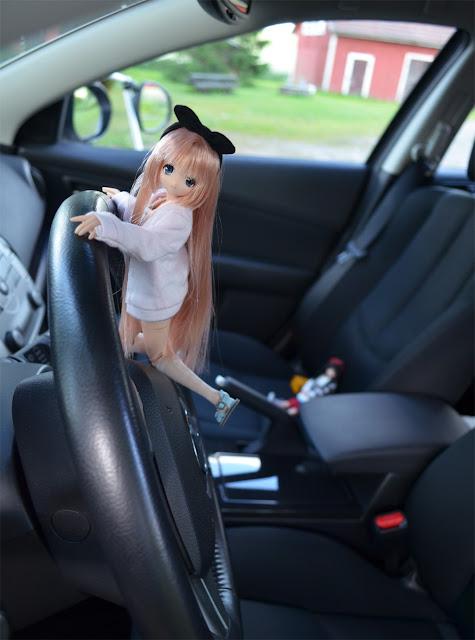 azone alisa driving