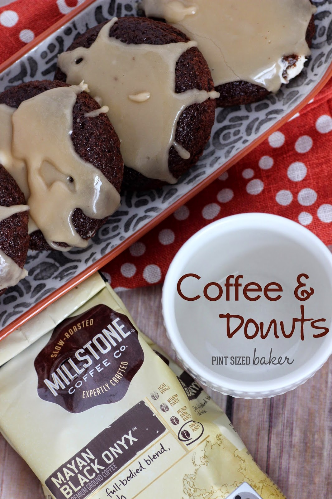 Grab a Coffee and Donut in the morning and have a Great Day! #MillstoneCoffee