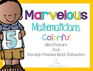 http://www.teacherspayteachers.com/Product/Marvelous-Mathematicians-Mini-Posters-that-Develop-Positive-Math-Behaviors-825548