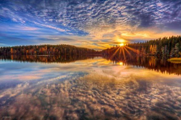 Mehmet Eralp m-eralp deviantart fotografia paisagens deslumbrantes finlândia natureza