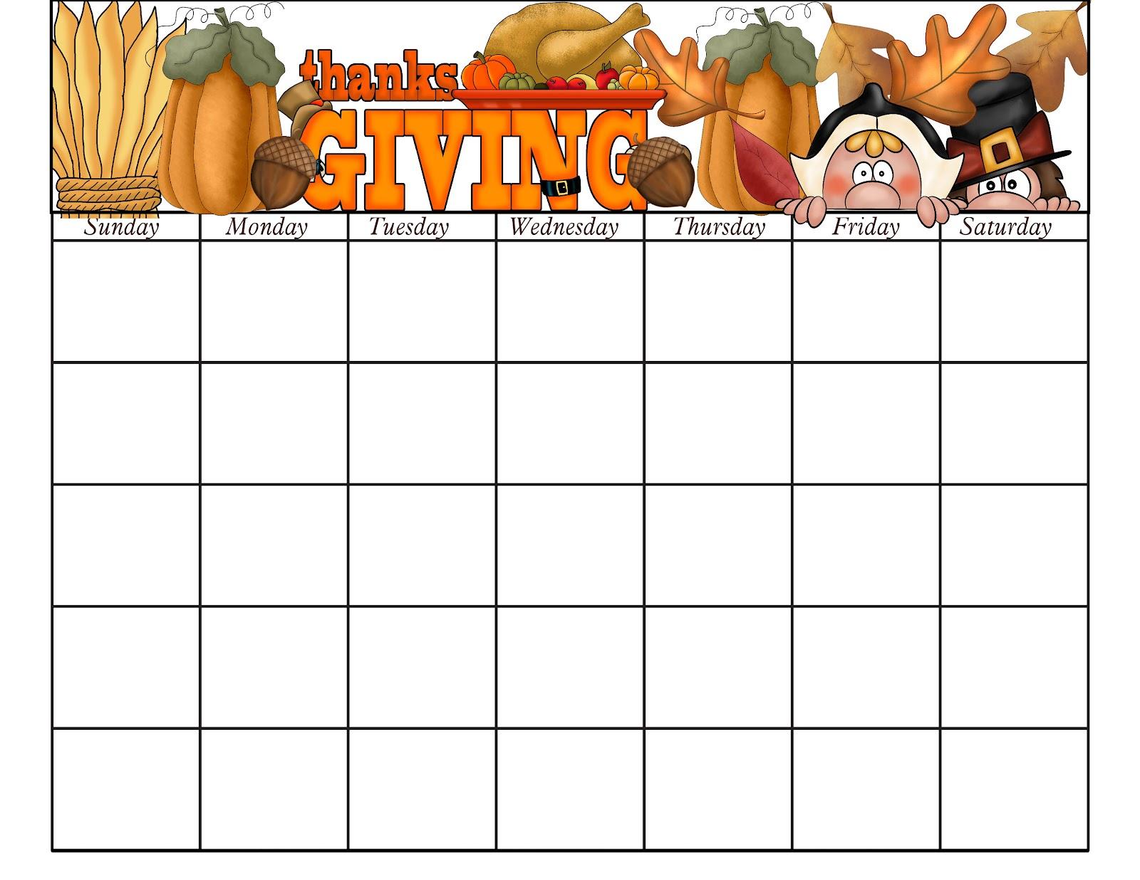 """... for """"Kids Blank December Calendar Template"""" – Calendar 2015"""